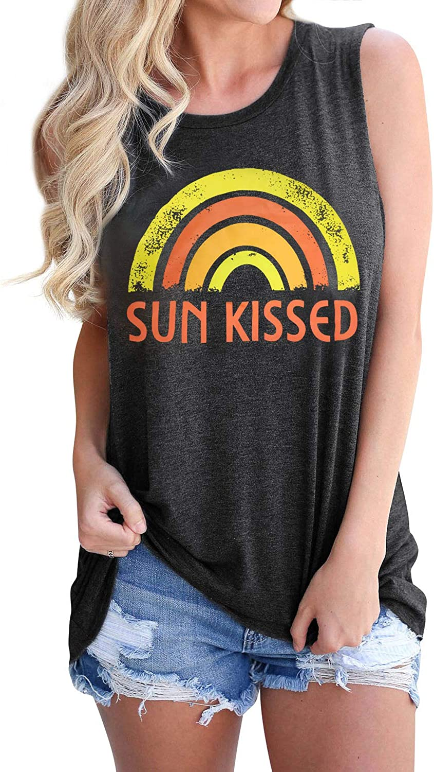 Nlife Womens Tank Tops Novelty Graphic Tees Shirt with Sayings Casual Tshirts Summer Ladies Tops : Clothing, Shoes & Jewelry