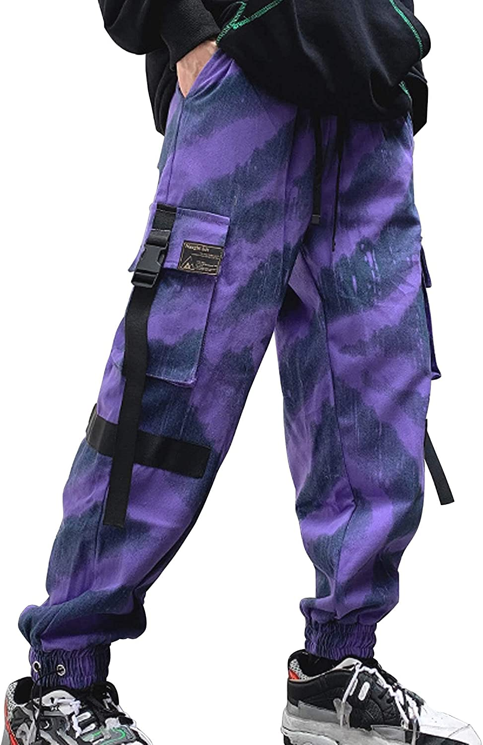 XYXIONGMAO Streetwear Harem Pants for Hop Men famous Hip Animer and price revision Techwear