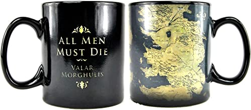 ABYMUG445 ABYstyle- Game of Thrones-Winter Is Here Tazza Termosensibile Multicolore 460 ml