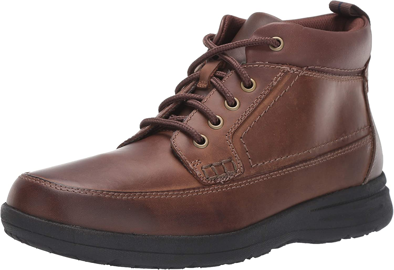 Nunn Direct store Bush Men's Cam Toe Import Boot Moccasin Chukka