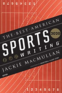 Best American Sports Writing 2020
