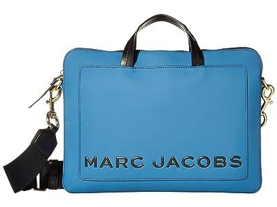 Marc Jacobs 13 Computer Case (Hudson River Blue) Computer Bags