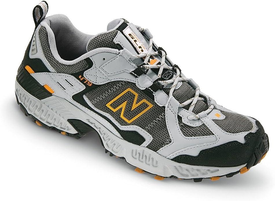 Amazon.com | New Balance Men's 479 Trail Shoes Gray/Orange, Grey ...