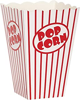 Unique Popcorn Boxes 10-Pieces