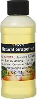Home Brew Ohio Brewer's Best Grapefruit Natural Beer and Wine Fruit Flavoring