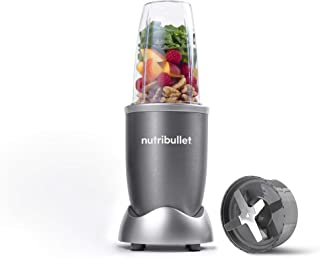 Nutribullet 600 Watts, 5 Piece Set, Multi-Function High Speed Blender, Mixer System with Nutrient Extractor, Smoothie Make...