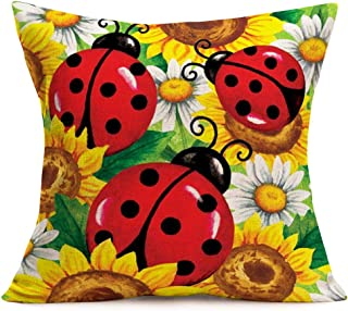 Best ladybug pillow pattern Reviews