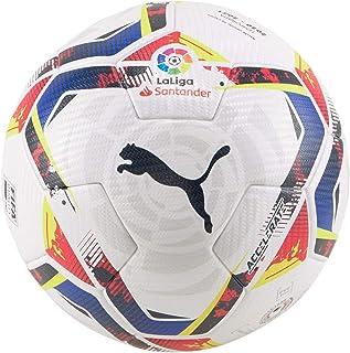 PUMA 2020-21 La Liga Accelerate FIFA Quality PRO Ball - White-Red-Blue 5