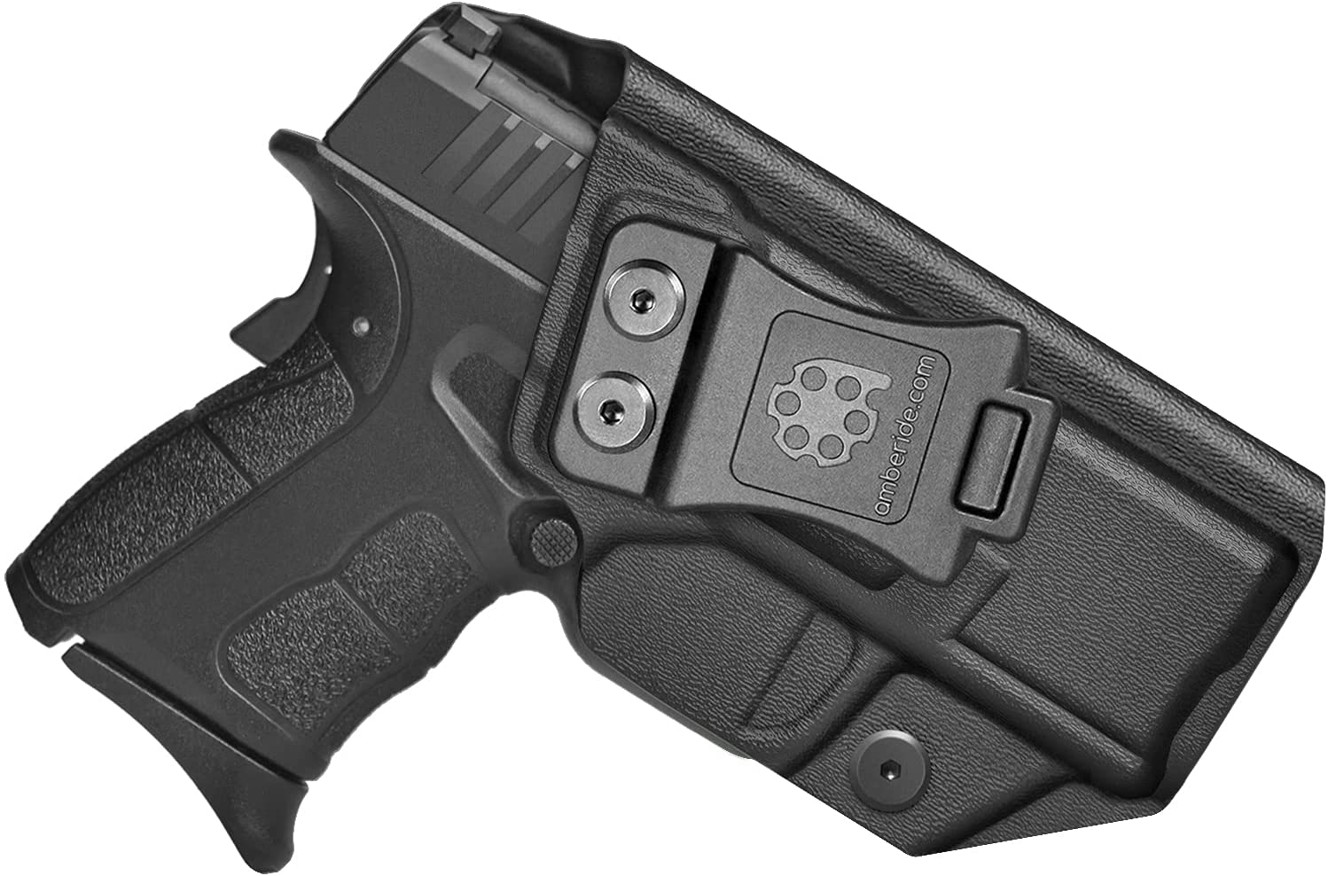 """Amberide IWB KYDEX Holster Fit: Springfield XD-S 3.3"""" & XD-S MOD.2 3.3"""