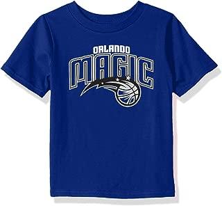 Outerstuff NBA NBA Toddler Orlando Magic Primary Logo Short Sleeve Basic Tee, Royal, 2T