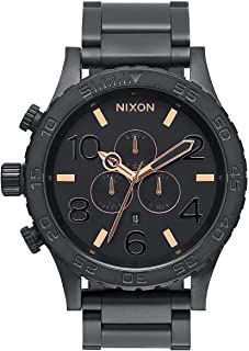 51-30 Chrono Men's Underwater Stainless Steel Watch (51mm. Stainless Steel Band)