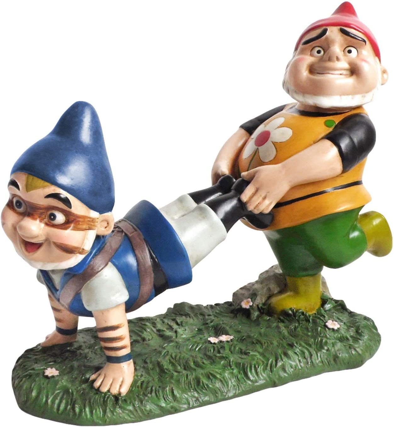 Choice DIG Gnomeo and Tybalt Garden Statue by 10.3 Direct sale of manufacturer 10.75-Inch