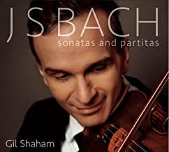 Digital Booklet: J.S. Bach: Sonatas & Partitas