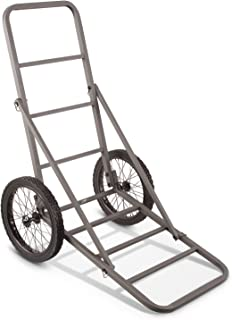 single wheel deer cart