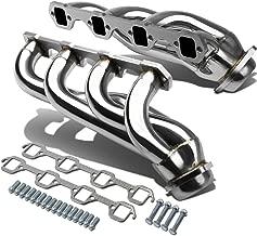 For 79-93 Ford Mustang 4-1 Design 2-PC Stainless Steel Exhaust Header Kit - 5.0L V8