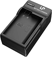 EN-EL15 EN EL15a Battery Charger, LP Charger Compatible with Nikon D7500, D7200, D7100, D7000, D850, D750, D500, D810a, D8...