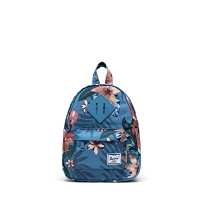 Herschel Supply Co. Heritage Mini (Summer Floral Heaven Blue) Backpack Bags