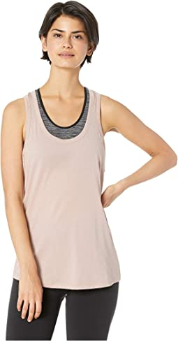 All About It Racerback Tank Top