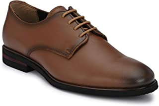 Delize Black/Brown/Grey, Darby Shoes for Men's