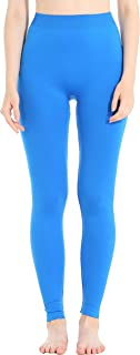 JQAmazing Women's Leggings High Waist Full Length Seamless Yoga Pants for Women & Girls