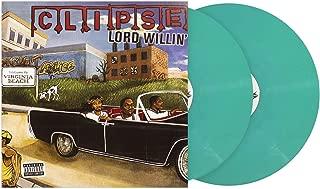 Clipse - Lord Willin Exclusive Edition Emerald Green Color Vinyl LP [Condition- VG+/NM]