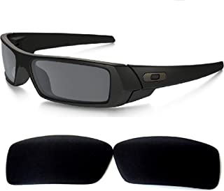 Galaxy Replacement lenses For Oakley Gascan Polarized Black 100% UVAB