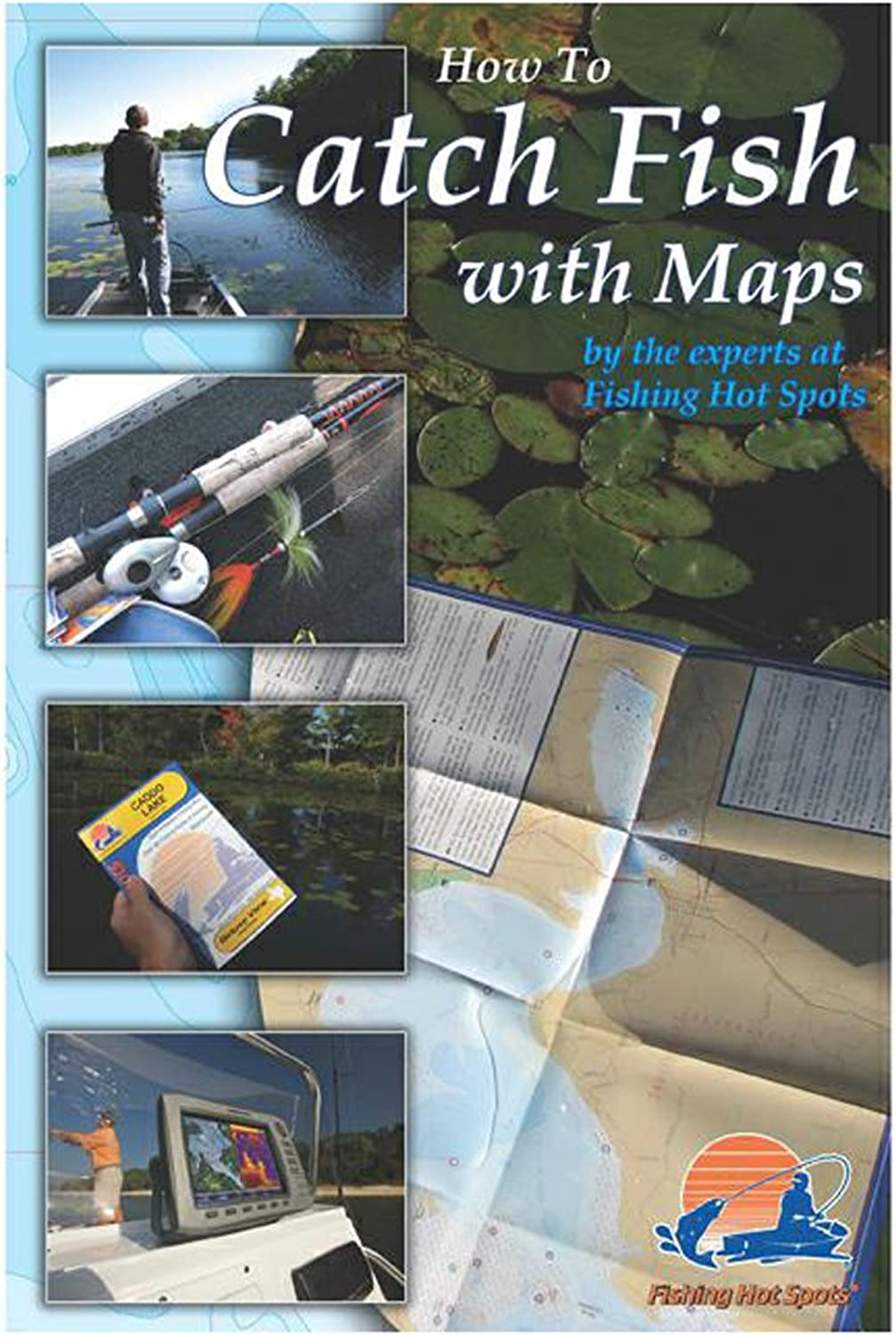 Fishing Hot Spots Catch Fish With Maps Fishing Products