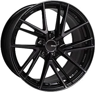 18x9.5 Enkei TD5 (Pearl Black) Wheels/Rims 5x114.3 (508-895-6538MBM)