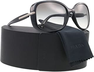 Prada SPR08O 2AU6S1 Womens Sunglasses - Size: 57--17--130 - Color: Black