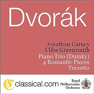 Antonín Dvorák, 4 Romantic Pieces, Op. 75