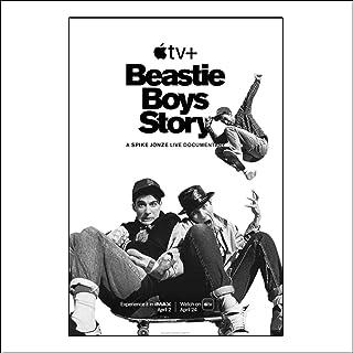 Posters Beastie Boys Story Movie Art Print Visuele Kunst Canvas Foto Posters Thuis kamer decoratie schilderen-50x75 cm Gee...