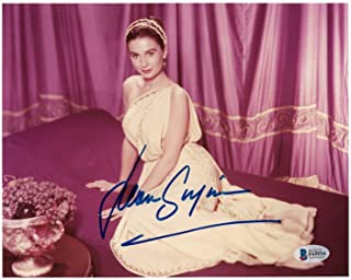 Jean Simmons Spartacus Autographed Signed Memorabilia 8x10 Photo Beckett BAS COA Kirk Douglas