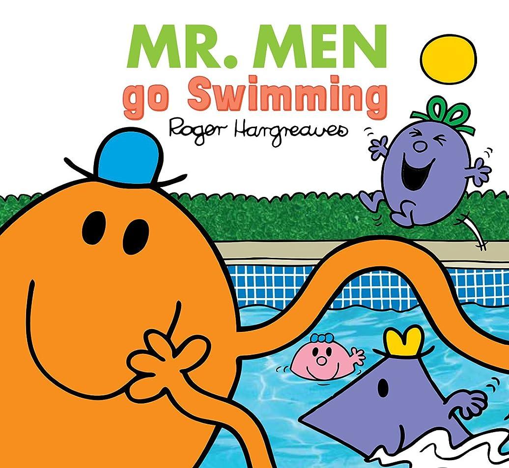 はい減衰偽造Mr. Men go Swimming (Mr. Men and Little Miss) (English Edition)
