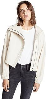 Vince Women's Asymmetrical Leather Jacket