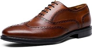 [フォクスセンス] ビジネスシューズ 本革 革靴 紳士靴 ウイングチップ メンズ ドレスシューズ