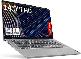 Lenovo ノートパソコン IdeaPad Slim 550i (14.0型FHD IPS液晶 Core i5-1035G1 8GBメモリ 256GB Microsoft Office搭載 Webカメラ) 軽量 1.45Kg