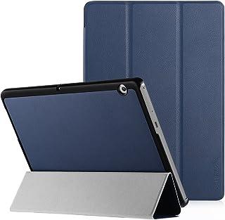 4524c8fd8f9 Simpeak Coque Compatible Huawei MediaPad T3 10 Étui Housse, Ultra Slim PU  Cover Housse de