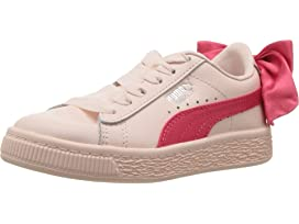 ace1abeaa33ad3 Puma Kids Basket Bow Patent AC (Toddler) at 6pm