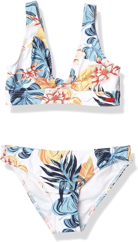 Roxy Kids Girl's Beautiful 2021 Mind Bikini Set Many popular brands Swim Big