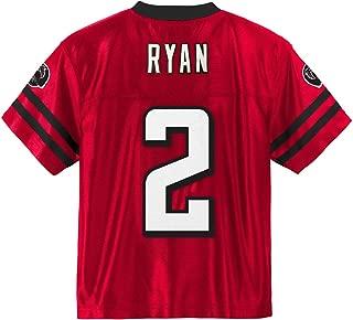 Outerstuff Matt Ryan Atlanta Falcons #2 Red Youth Home Player Jersey