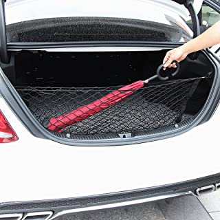 Cargo Net Car Rear Envelope Trunk Storage Net Organizer for Toyota Camry 2012 2013 2014 2015 2016 2017 2018 2019