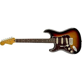 Fender Squier CLASSIC VIBE STRAT 60s L/H 3TS: Amazon.es ...