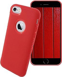 0d2f26678 Hapdey Funda Protectora para [iPhone 6 Plus - 6S Plus] Transparente de  Color [