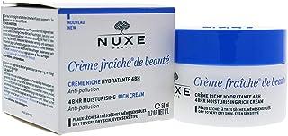 Nuxe Crème Fraîche de Beauté Crème Riche Hydratante 48H 50 ml