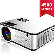 Best lcd portable projector Reviews