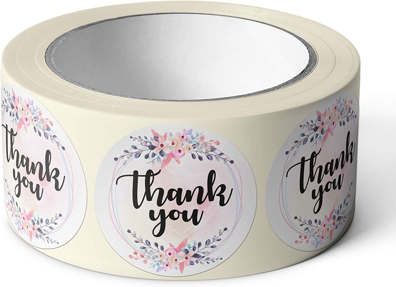 Pebble Pip Thank You Stickers Small Business Stickers 1.5