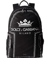 Dolce & Gabbana - Milano Logo Backpack