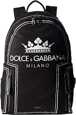 Milano Logo Backpack