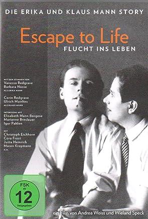 Escape to Life - die Erika und Klaus Mann Story [Import allemand]