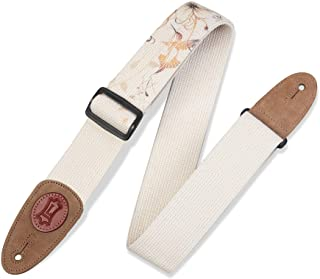 "Levy's Leathers 2"" Cotton Guitar Strap with"